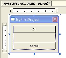 Редактиране на MFC диалог