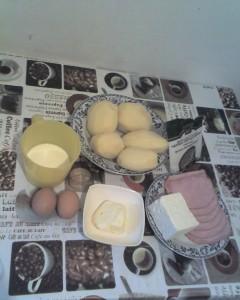 Картофи със сирене