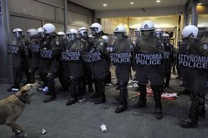 Снимка: Louisa Gouliamaki/AFP/Getty Images
