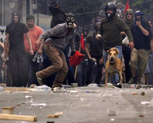 Снимка: Nikolas Giakoumidis/AP
