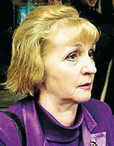 Клара Миха́йловна Румянова