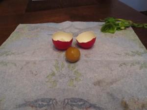 Миналогодишно яйце от Великден